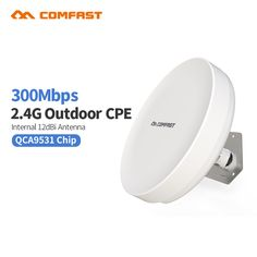 check discount comfast cf e210n outdoor wireless wifi router repeater cpe 2 4g long range 300mbps ap #ethernet #repeater