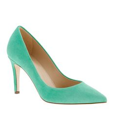 Everly suede pumps