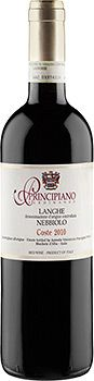 Principiano Le Coste Langhe Nebbiolo Red Wine, Alcoholic Drinks, Bottle, Glass, Wine, Drinkware, Alcoholic Beverages, Flask, Liquor