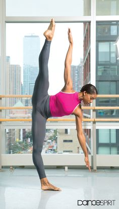 Ailey II's Annellyse Munroe (photo by Erin Baiano)