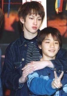 Yoko and Baby Ryo