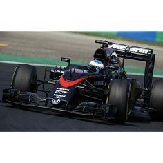 2015 Hungarian Grand Prix Hungaroring 24/7/2015  #14 Fernando Alonso McLaren Honda McLaren MP4-30  #F1 #Formula1 #FormulaOne #HungarianGP #Hungaroring