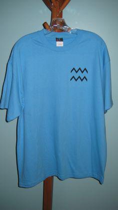 Aquarius Crossroad T-shirts (Front)