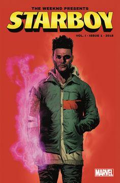 The Weeknd vira herói da Marvel e confirma quadrinho com a editora   Notícia   Omelete