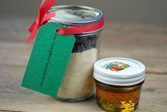 gluten Free Cookie mix in a jar