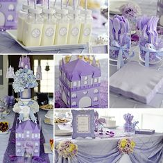 Sofia the First - tabletop, food, decor, centerpieces