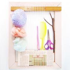 Weaving workshop in Nakameguro, Tokyo. Tokyo, Weaving, Workshop, Atelier, Tokyo Japan, Crocheting, Knitting Looms, Soil Texture, Stricken