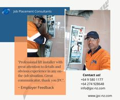 """Sanjit came to work to one of three largest in the world elevator companies. He works for only 2 months but has already very positive references from his employer.  """"Professional lift installer with great attention to details and obvious experience in any on-the-job situation. Great communicator, thank you JPC"""". - Employer Feedback  Well done Sanjit! Wall Of Fame, 2 Months, Elevator, It Works, Positivity, Nailed It, Optimism"""