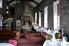Blairscove House and restaurant is a wonderful place to visit as you tour Ireland's Wild Atlantic Way.