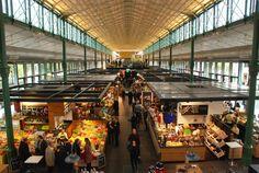 Schrannenhalle – Schlemmerparadies am Viktualienmarkt.