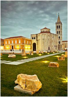 Beautiful city in Croatia #zadar # croatia #photo**❊**Happy New Year**❊ ~ ❤✿❤ ♫ ♥ X ღɱɧღ ❤ ~ Fr 2nd Jan 2015