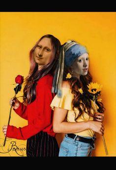 Brus Mona Lisa, Museum, Celebrities, Image, Collection, Fashion, La Perla, Moda, Celebs