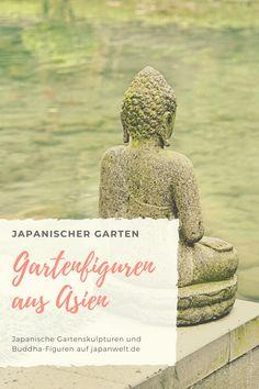 Gartenfiguren und Gartenskulpturen aus Asien verwandeln auch Ihren Garten in ein asiatisches Gartenparadies. Finden Sie Ihre Garten Buddha Gartenfigur oder prächtige Skulpturen hinduistischer Gottheiten auf Japanwelt! Japan Design, Crochet Hats, Japanese Products, Asia, Japanese Design, Knitting Hats