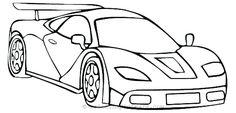Ferrari Speed Turbo Coloring Page - Ferrari car coloring pages Race Car Coloring Pages, Sports Coloring Pages, Free Coloring Sheets, Coloring Pages For Boys, Disney Coloring Pages, Coloring Pages To Print, Coloring Book Pages, Printable Coloring Pages, Autos