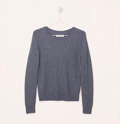 Cross Stitch Sweater | Loft