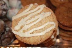 Eggnog Christmas Cookie