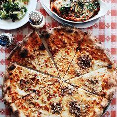 CLAM JAM / BOLOGNESE, Baked Ziti @pizzajerkpdx -  -  -  -  -  -  -  -  -  -  -   #photography #pic #pics #vibe #vibes #people #life #traveller #vsco #vscocam #vscogrid #vscogram #wanderlust #foodpic #like4like #likesforlikes #delicious #yum #yummy #howisummer #eat #cheese #friends #happy #pasta #pizza #dailypizza #friends #summer #restaurant #portland