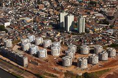 brazil, community, housing