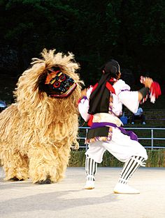 Shishimai Festival. Agena Bullring,Uruma City. Free. The shishi-mai (lion dance) casts out evil and brings prosperity to every area of Okinawa. Many shishi-mai teams get together from all over Japan and put on a spectacular show for this event.