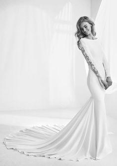 Wedding Dress Inspiration - Pronovias