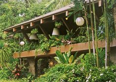 Manosa home - Modern tropical filipino style house Filipino Architecture, Philippine Architecture, Tropical Architecture, Interior Architecture, Modern Tropical House, Tropical Design, Tropical Houses, Tropical Garden, Hut House