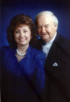 Evangelist and Mrs. Norvel Hayes.I learned about the delieverance ministry through this man.I also saw the Lord Jesus standing behind him once as he preached.So I am sure he lives what he preaches.He was preaching about the Lord Jesus Christ and I will never forget it!