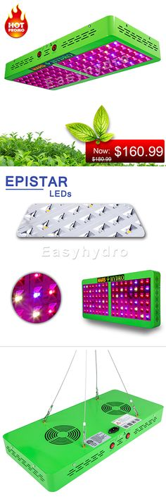 Best led grow light for hydroponics indoor home garden growing! Mars Hydro! Buy it now<<<