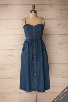 shirts under dresses outfit * shirts under dresses outfit . dresses with shirts under outfit Simple Dresses, Pretty Dresses, Casual Dresses, Summer Dresses, Denim Dresses, Summer Outfits, Short Outfits, Dress Outfits, Modest Fashion