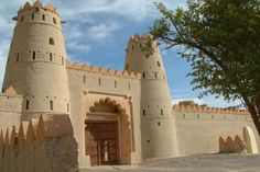 Al Jahili Fort is one of UAE's most historic buildings