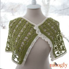 Lucky Day Cowl - Free #crochet pattern made with LB Collection Cashmere on Moogly! ♥
