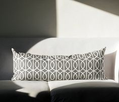 Cool Pattern Lumbar Pillow.
