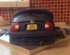 EK3 Honda Civic Birthday cake!