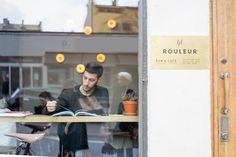 Cafe Rouleur in Oslo