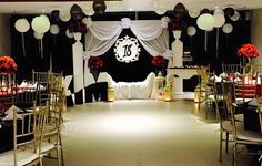 Debut Decorations, Table Decorations, Debut Party, Design, Home Decor, Decoration Home, Room Decor, Dinner Table Decorations