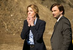 """Gracepoint - Pilot - Review: """"Here We Go""""   Spoilers"""