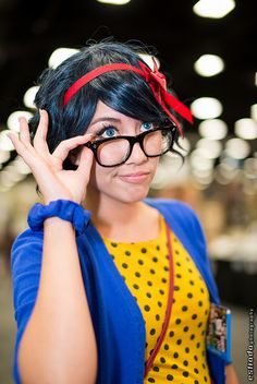 #Hipster #Snow #Cosplay | SDCC 2013