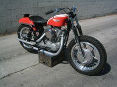 harley-davidson xlr | 1960's Harley Davidson Factory XLR