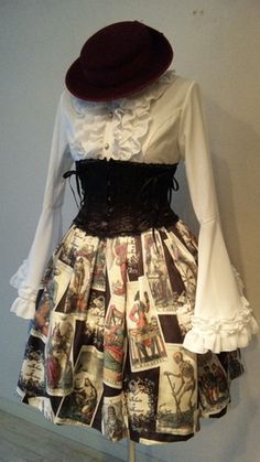 Lovely outfit, I'd so rock it