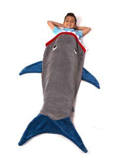 Shark Week Picks: A CMP favorite -- Blankie Tails, shark edition.