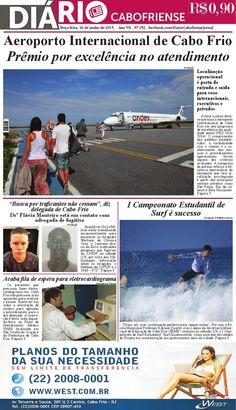 Folheie aqui o DIÁRIO on line de terça-feira, 16 de junho. Boa leitura <3  Telma Flora | editora chefe <3