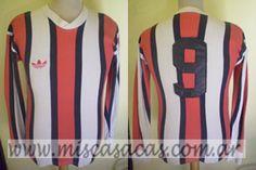 Casacas de River Plate de 1983
