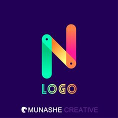 N logotype by #MunasheCreative