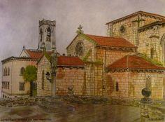 Iglesia de San Francisco - Betanzos - A Coruña