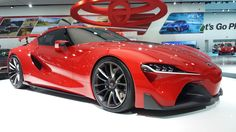 New Toyota Ft1 - Best HD Wallpaper