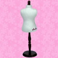 Doll Dress Form of Foam & Muslin for Display or Sewing with a Perfect Fit, Sized for 18 inch American Girl Doll Clothes, Doll Accessories by Sophia's. $23.95. Perfect size for a variety of doll clothes. Seamstresses can you use as the correct size for fit models, Made by Sophia's, leading doll clothes maker. High Quality, Safety tested and durable. Designed for pattern fit adjustments. Designed to make certain American Girl Doll Clothes will fit! Perfect for displayi...