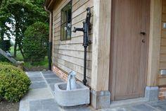 Outdoor Decor, Cottage, Outdoor Spaces, Bungalow, Garden Decor, Garden Arch, Pool Houses, Home Construction, Renovations