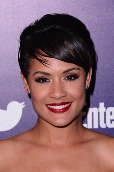 Grace Gealey as 'Entertainment Weekly' and 'People' Celebrate