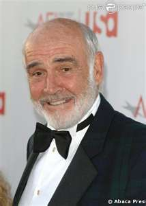 Sean Connery – Another who gets better with age.