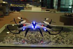 Mola: JJRC Tarantula X6, diseño y estabilidad por muy poco