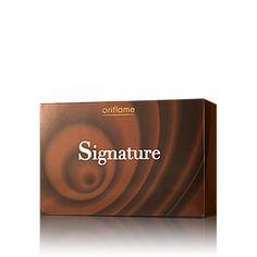 Signature Christmas Box www.oriflame-24.cz